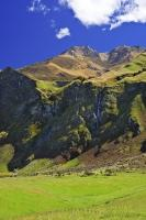 Treble Cone Scenery Central Otago