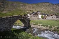Chapel Bridge Espot Spain