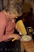 Cheese Raclette Switzerland
