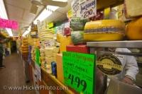 Cheese Varieties Kensington Market Toronto
