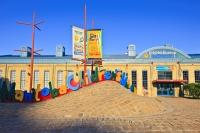 Housed in the oldest train repair facility in Manitoba, the Children's Museum at The Forks in the City of Winnipeg is a fun family destination.