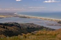 The city of Christchurch in Canterbury is the largest city on the South Island of New Zealand.