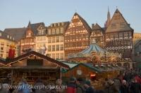 Every year, people of Frankfurt, Hessen in Germany make it a tradition to come to the Christmas markets to shop or see the fabulous sights of the season.