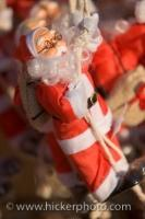 Christmas Santa Decorations Hessen Markets