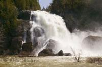 Situated a short distance from Rimouski is Chute Neigette a beautiful waterfall and park.