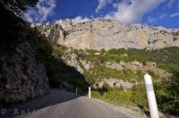 Cliffside Road Provence