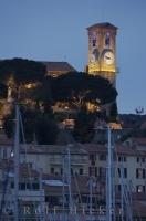 Clock Tower Cannes France
