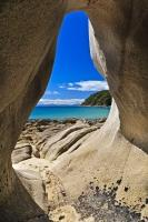Coastal Erosion Abel Tasman NP New Zealand