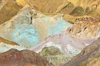 Colourful Artists Palette Death Valley