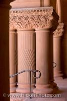 Entrance Columns Old City Hall Downtown Toronto Ontario Canada