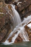 Cool Water Details Waterfall Picture
