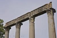 These Corinthian Columns have survived the years from the 1st century in Riez, Provence in France.