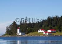 Lighthouse Photo British Columbia Pultenay Point