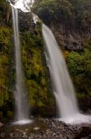 Scenic Dawson Falls Waterfall Egmont National Park