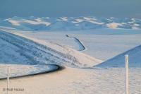 Dempster Highway Winter