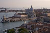 The Santa Maria della Salute is a Dorsoduro landmark situated between the Grand Canal and the Canale della Guidecca in Venice, Italy.