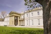 In the heart of Hamilton, Ontario is a piece of Canadian history and a tourist attraction, the Dundurn Castle.