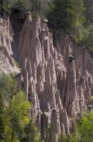 Famous earth pyramids situated in South Tyrol in Italy, Europe are an amazing display of what nature can produce.
