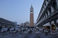 The eighteenth century cafe, Caffe Florian on the Piazza San Marco, is the oldest cafe in Venice, Italy, and is definitely worth a visit.