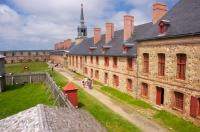 Eighteenth Century Fortress Louisbourg Nova Scotia