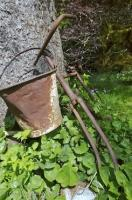 Ancient Watering Bucket