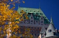 Fairmont Le Chateau Frontenac Old Quebec