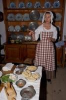 Family Meals Historic Louisbourg Fortress Nova Scotia