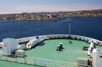 Ferry Transportation Newfoundland Canada