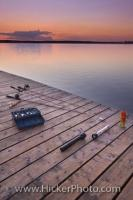 Fishing Camping Vacation Destination Manitoba