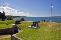 Fort Anne National Historic Site Annapolis Royal Bay Fundy Nova Scotia