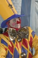 Funny Pictures of a happy Clown