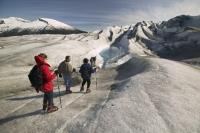Available from the cruise ship port of Juneau, helicopter flights and glacier walks are an invigorating experience during an Alaska vacation.