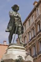 Goldoni Statue Italy