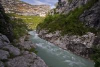 Grand Canyon Du Verdon River Alpes De Haute Provence France