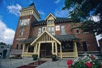 The Gravenhurst Opera House is a heritage theatre located in Muskoka, Ontario in Canada.
