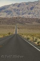 Death Valley in California is one portion of the Great Basin Desert in North America.