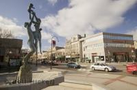 The Family Fountain is a sculpture located in downtown Guelph in Ontario, Canada.