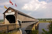 Hartland Covered Bridge New Brunswick