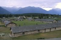 The Fort Steele Heritage Town in British Columbia, Canada takes you back in time to what life was like over a century ago.