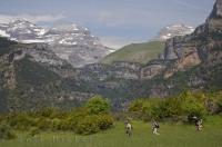 Hiking in Valle de Vio in the Aragonese Pyrenees is the perfect way to spend the day in Aragon, Spain in Europe.