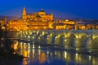 Historic Architecture Cordoba Andalusia Spain