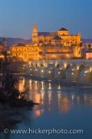 Historic City Of Cordoba Andalusia Spain