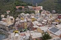 Historic Vernazza In The Cinque Terre Italy