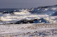 Hudson Bay Coastline Churchill Manitoba