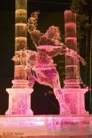 Ice Sculptures Championship