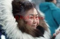 Traditional fur parka used by Inuit Indians.