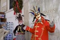 Venetian masks have been part of the Italian culture in Venice since the 11th century.