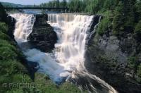 Also known as the Niagara Falls of the North, Kakabeka Falls are situated near Thunder Bay in Ontario, Canada.
