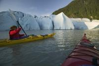 Mendenhall Glacier Kayak Photos