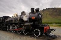 Kingston Flyer Steam Train